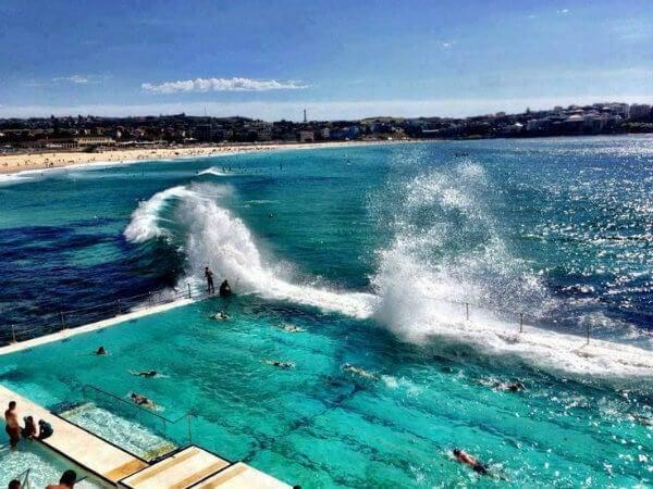 piscina bondi beach australia