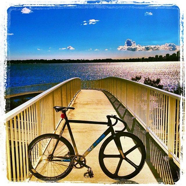 perth bicicletta