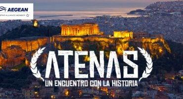 ¿Preparado para un encuentro con la historia? ¡Gana un vuelo a Atenas!