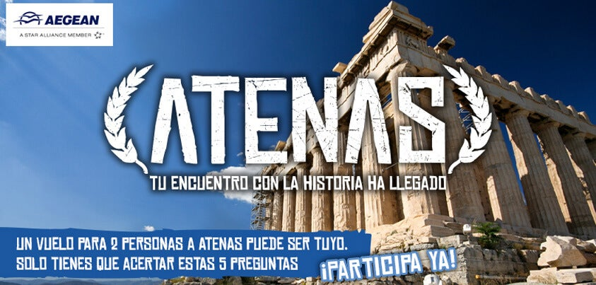 concurso Atenas Quizz