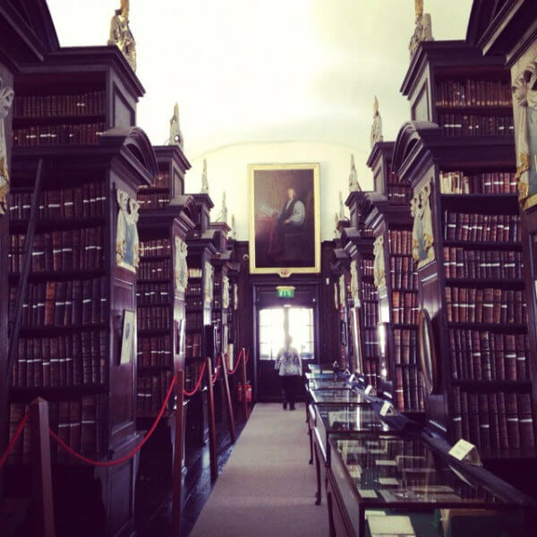Marsh's Library - Dublin