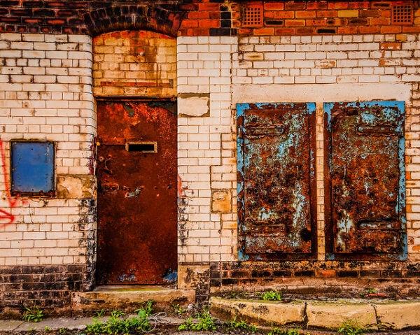 fachada abandonada liverpool