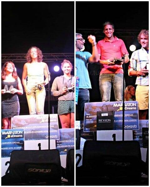 ganadores copa marnaton edreams Collage