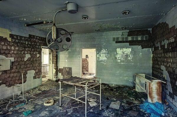 hospital chernobyl