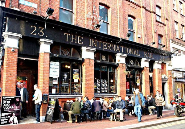 The International Bar in Dublin