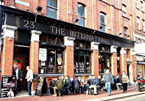 international bar