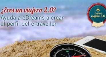 Participa en nuestra encuesta: buscamos el perfil del viajero 2.0