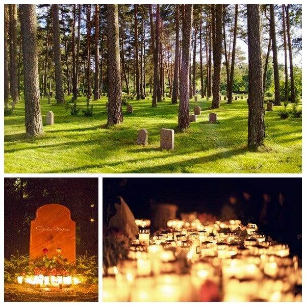 cemitério de estocolmo