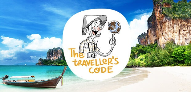 The travellers code en tailandia