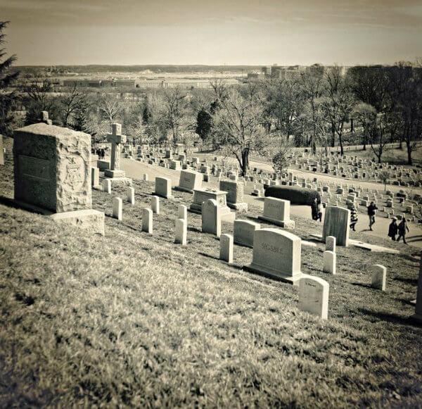 cemitério arlington