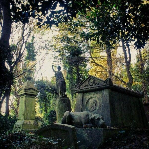 highgate cementerio londres