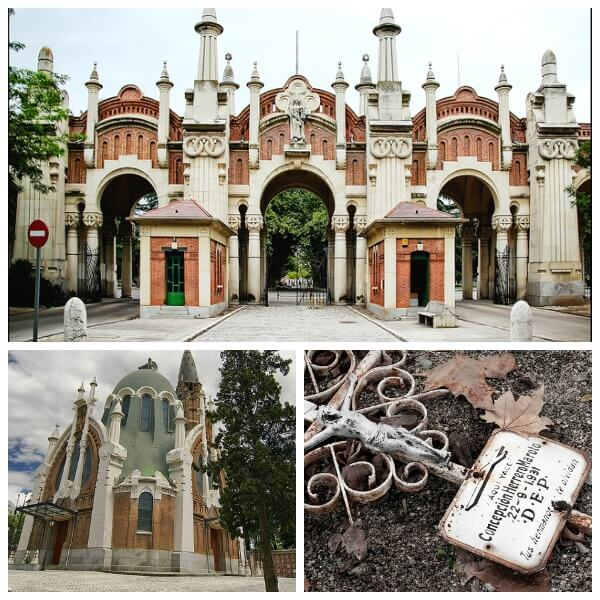 la almudena Collage