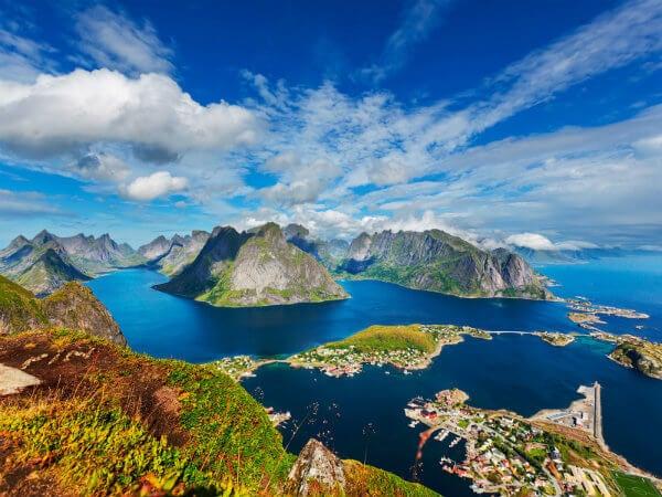 noruega islas
