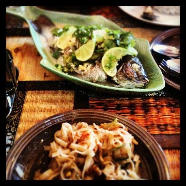 pescado thai