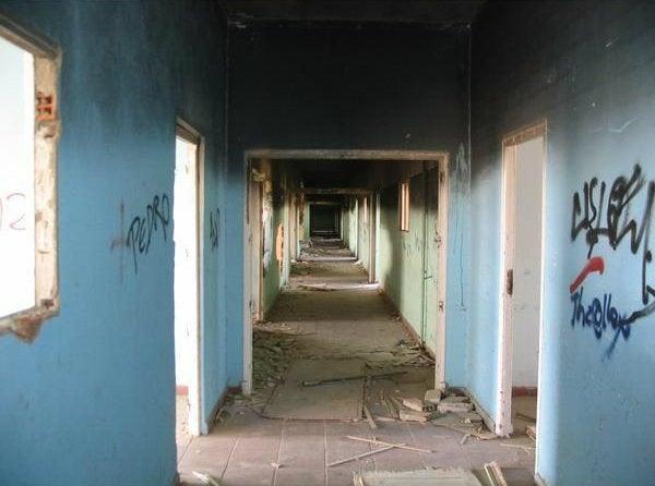 sanatorio atalaya halloween