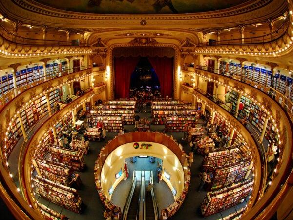 teatro libreria