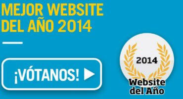 Vota a eDreams en los premios Website del año 2014