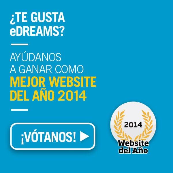 website del ano