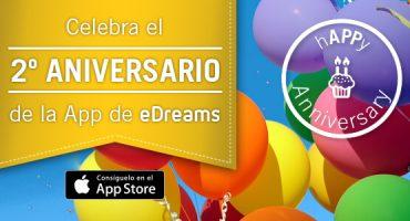 Nuestra App para iPhone cumple 2 años. ¡Y lo celebramos contigo!