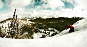 Viaje a los lugares más raros en los que esquiar