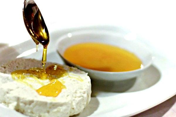requeson con miel1
