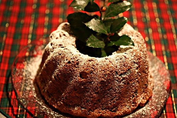 Recetas de Navidad de Reino Unido: pudding