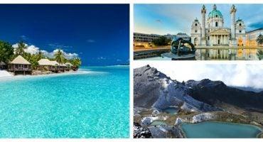 Los mejores destinos para 2015