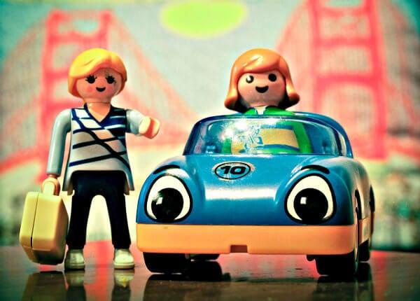 gadgets viaje playmobil