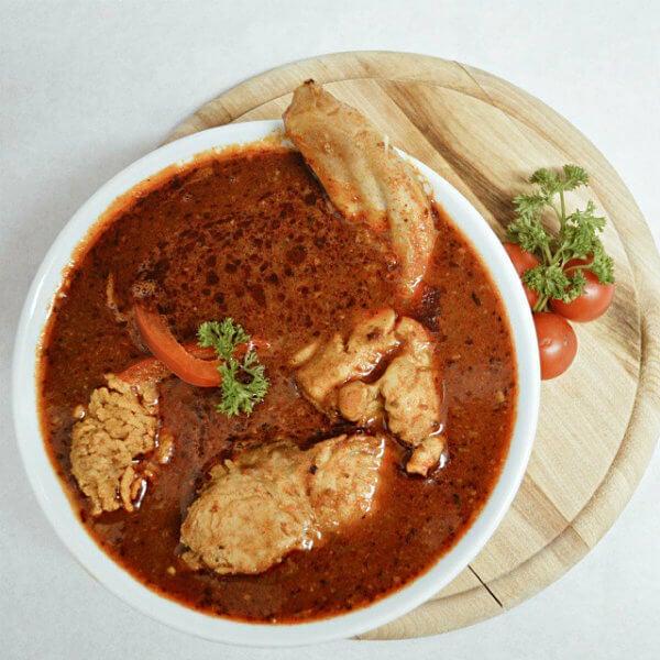halaszle, fish soup