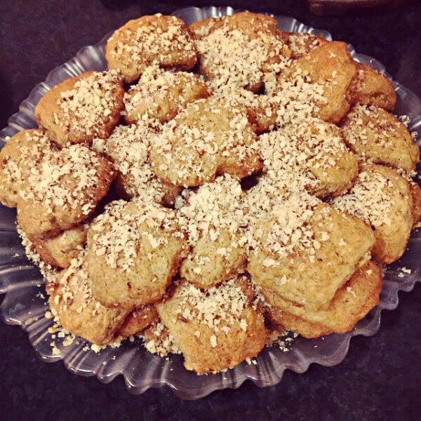 melomakarona, greek desserts