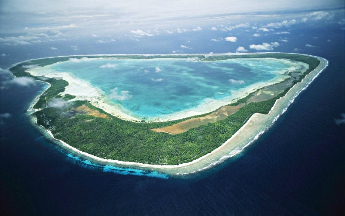 destinos nochevieja, millenium island