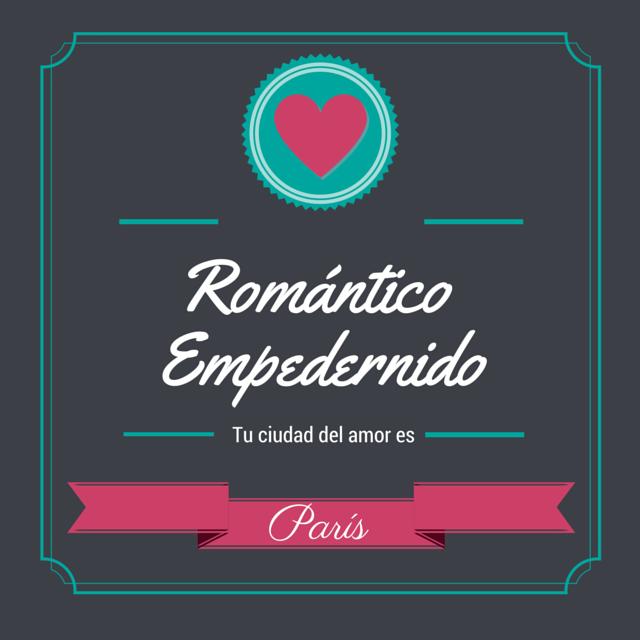 perfil romantico empedernido test san valentin eDreams