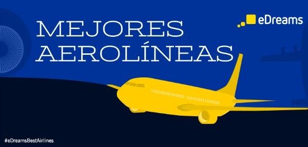 mejores aerolineas edreams