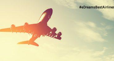 Las 25 mejores aerolíneas de 2014 según los clientes de eDreams