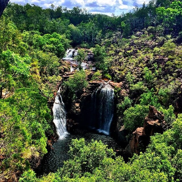 cascate di litchfield national park