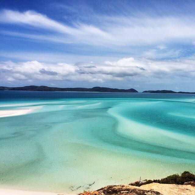 whitsunday islands insta