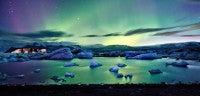 auroras boreales  Moyan Brenn