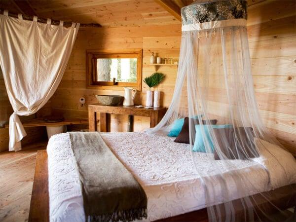 cabanas arboles habitacion