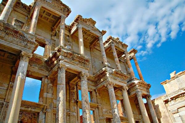 ruinas de efeso en turquia