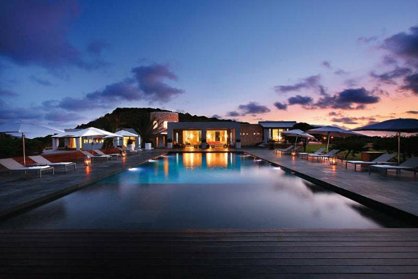 isla tagomago hotel
