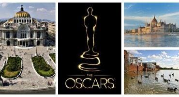 Las ciudades de los Oscar 2015, una ruta de cine