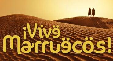 Gana un vuelo para 2 personas y prepárate para vivir Marruecos