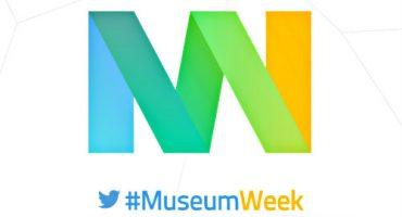 #MuseumWeek o cómo visitar museos a través de Twitter