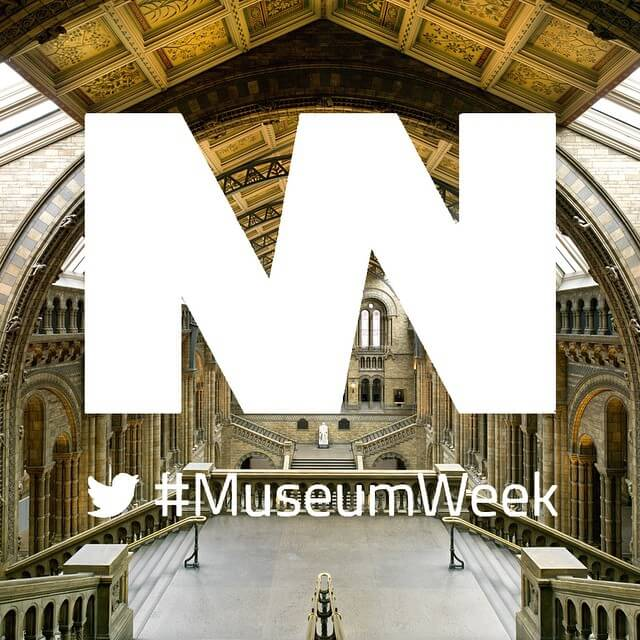 MuseumWeek en londres