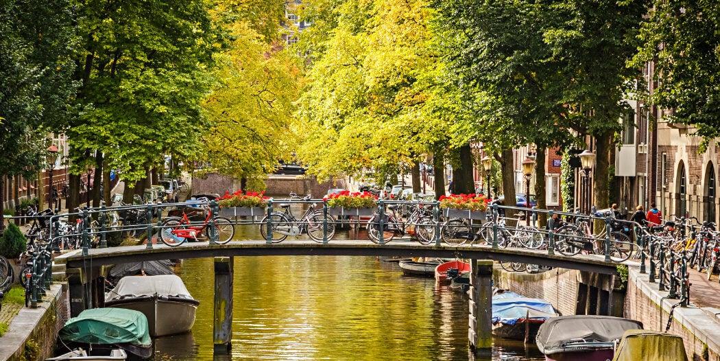 Gu a viajar barato a msterdam for Case low cost amsterdam