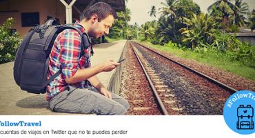 #FollowTravel, 50 cuentas sobre viajes en Twitter imprescindibles
