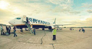 Ofertas de vuelo con Ryanair para viajar entre semana