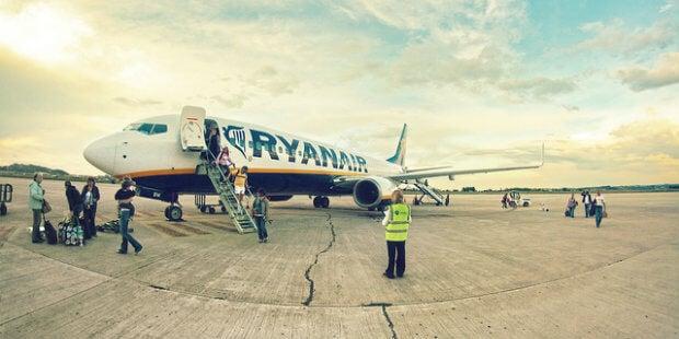 ryanair ofertas de vuelo