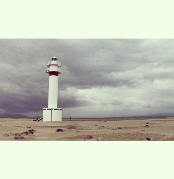 Punta del Fangar. Foto de @noeliasans