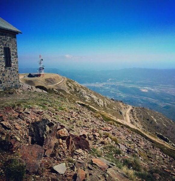Turó de l'home en el Montseny. Foto de @rouse73